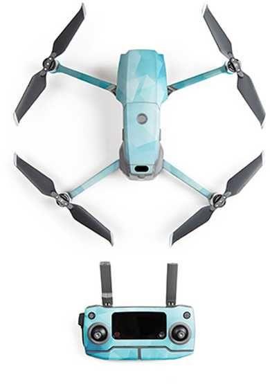 Набор наклеек для квадрокоптера Pgytech P-HA-050 для DJI Mavic 2 Pro/DJI Mavic 2 Zoom