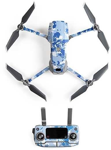 Набор наклеек для квадрокоптера Pgytech P-HA-051 для DJI Mavic 2 Pro/DJI Mavic 2 Zoom