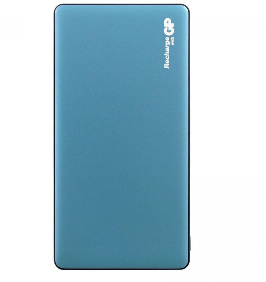 Внешний аккумулятор (Power Bank) GP Portable PowerBank MP10,  10000мAч,  синий [mp10mat]