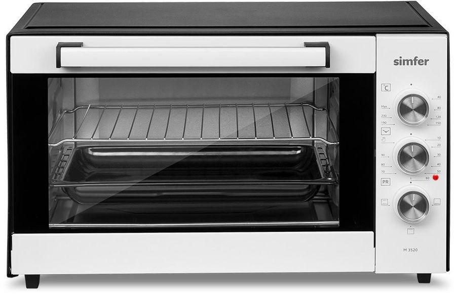 Мини-печь SIMFER M 3520,  белый