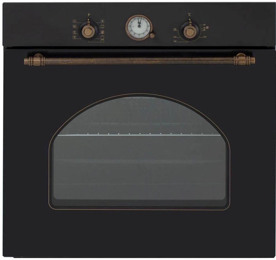 Духовой шкаф SIMFER B 6EL 77017,  антрацит