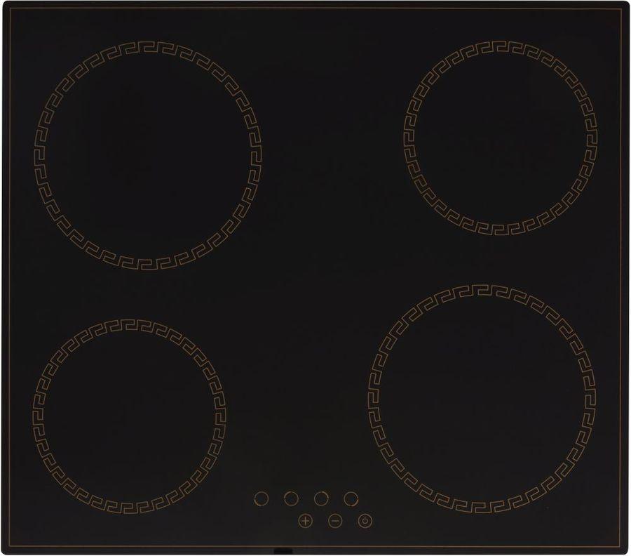 Варочная панель SIMFER H60D14 L011,  Hi-Light,  независимая,  черный