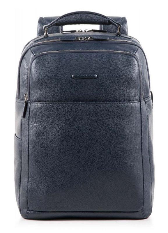 Рюкзак Piquadro Modus CA4174MO/BLU синий натур.кожа