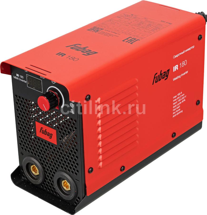 Сварочный аппарат инвертор FUBAG IR 180 [31402]