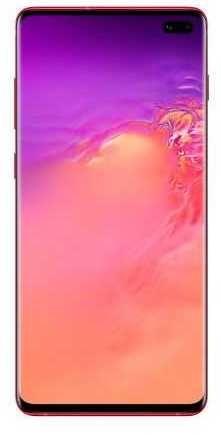 Смартфон SAMSUNG Galaxy S10+ 128Gb,  SM-G975F,  гранат