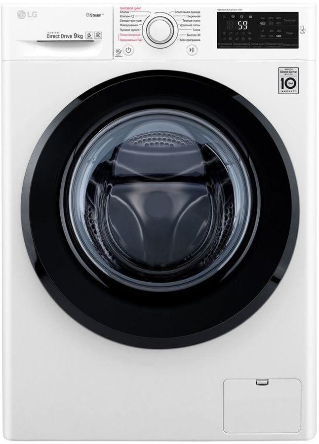 Стиральная машина LG F4M5VS6W