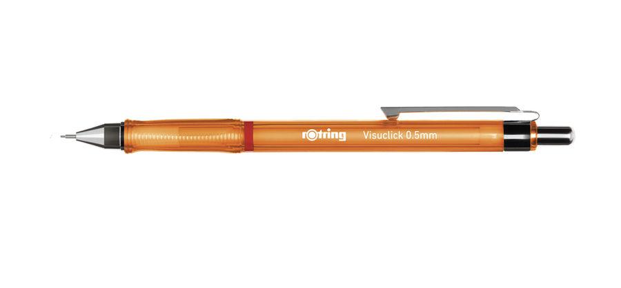 Карандаш механический Rotring VISUCLICK 2089093 0.5мм оранжевый