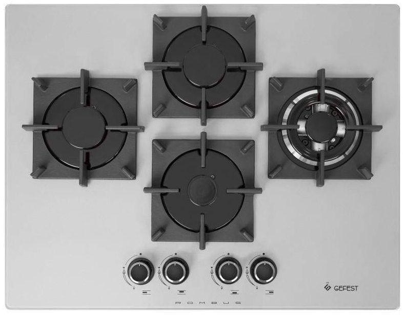 Варочная панель GEFEST ПВГ 2231-01 Р36,  независимая,  серый