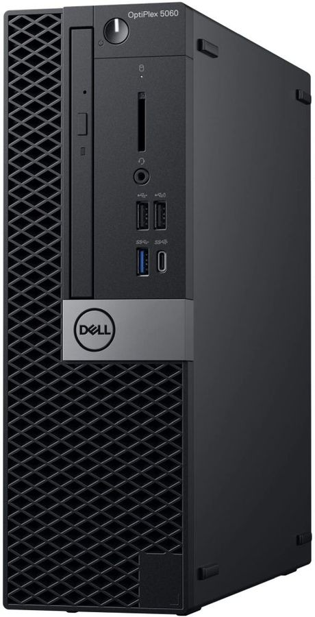 Компьютер  DELL Optiplex 5060,  Intel  Core i5  8500,  DDR4 8Гб, 256Гб(SSD),  Intel UHD Graphics 630,  DVD-RW,  Windows 10 Professional,  черный [5060-8126]