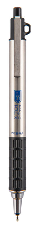 Купить Ручка шариковая ZEBRA X-701, авт., 0.7мм, синий в интернет-магазине СИТИЛИНК, цена на Ручка шариковая ZEBRA X-701, авт., 0.7мм, синий (1154841) - Москва