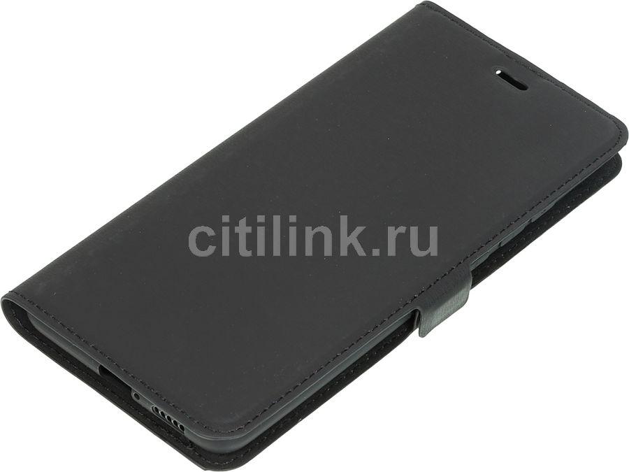 Чехол (флип-кейс) DF xiFlip-45, для Xiaomi Mi 9T/Mi 9T Pro/Redmi K20/K20 Pro, черный [df xiflip-45 (black)]