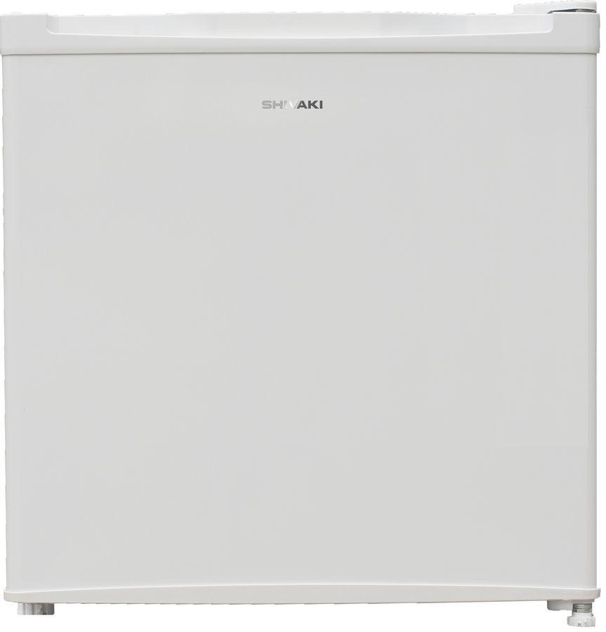 Холодильник SHIVAKI SDR-055W,  однокамерный, белый
