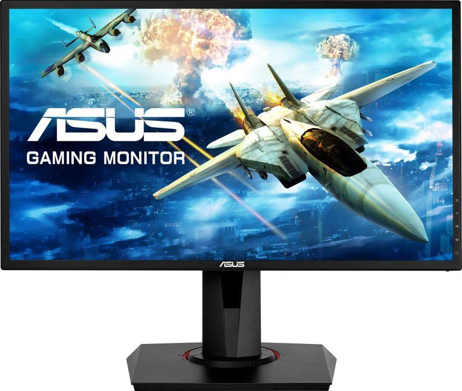 """Монитор игровой ASUS VG248QG 3D 24"""" черный [90lmgg901q022e1c-]"""