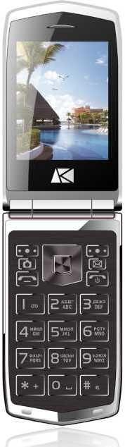 Мобильный телефон ARK Benefit V4 красный