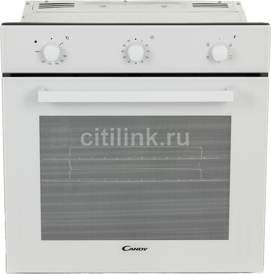 Духовой шкаф CANDY FCP502W/E,  белый