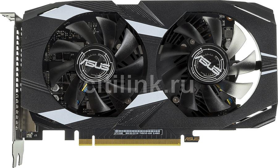 Видеокарта ASUS nVidia  GeForce GTX 1650 ,  DUAL-GTX1650-4G
