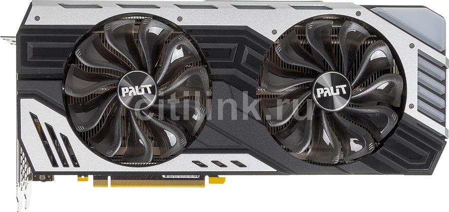 Видеокарта PALIT nVidia  GeForce RTX 2060SUPER ,  PA-RTX2060SUPER JS 8G,  8Гб, GDDR6, Ret [ne6206st19p2-1061j]