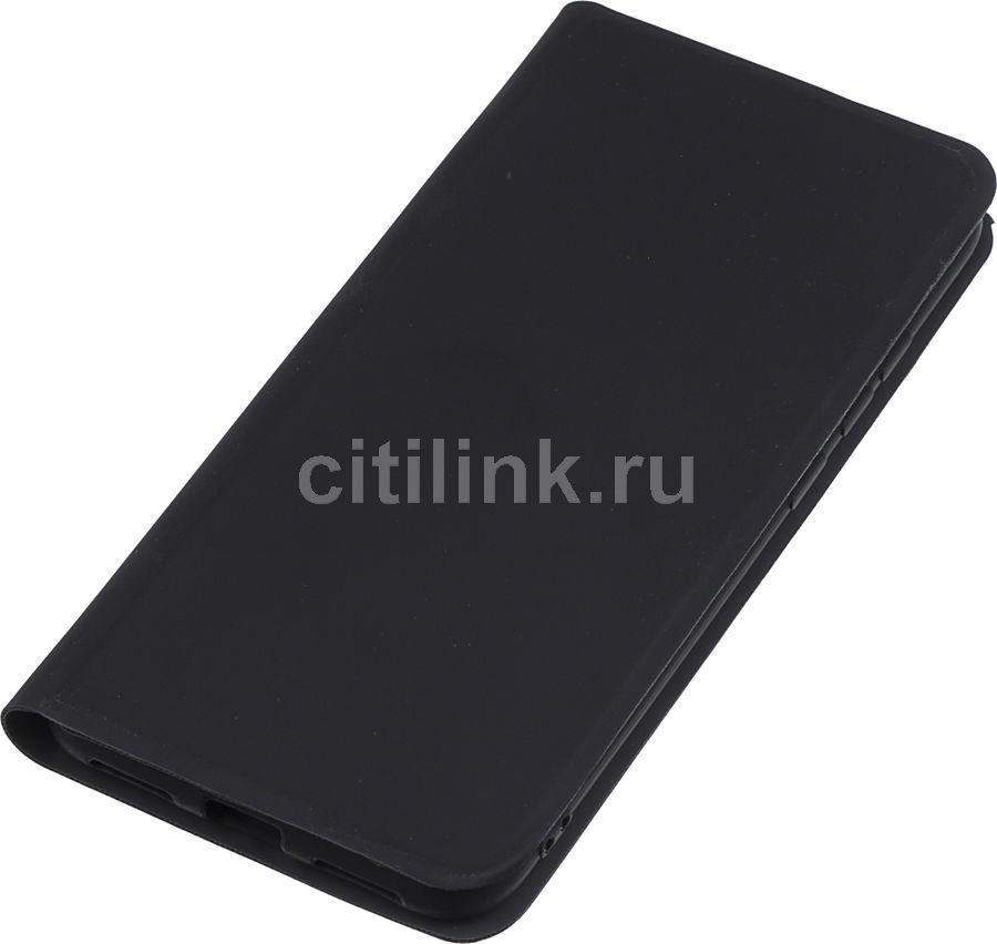 Чехол (флип-кейс) GRESSO Гарвард, для Xiaomi Redmi Note 7, черный [gr15hrv037]