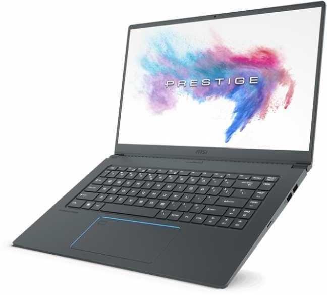 "Ноутбук MSI PS63 Modern 8M-252XRU, 15.6"",  IPS, Intel  Core i7  8565U 1.8ГГц, 16Гб, 512Гб SSD,  Intel UHD Graphics  620, Free DOS, 9S7-16S111-252,  темно-серый"