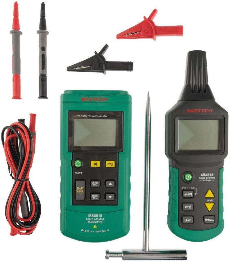 Детектор проводки MASTECH MS-6818 [13-1211]