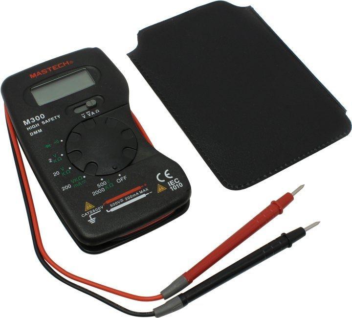 Мультиметр MASTECH M300 [13-2006]