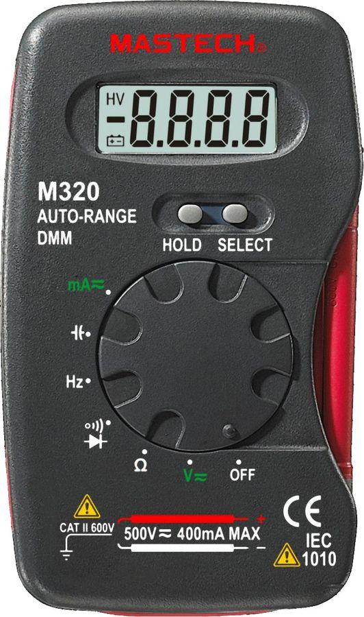 Мультиметр MASTECH M320 [13-2009]