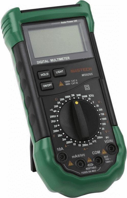 Мультиметр MASTECH MS8265 [13-2060]