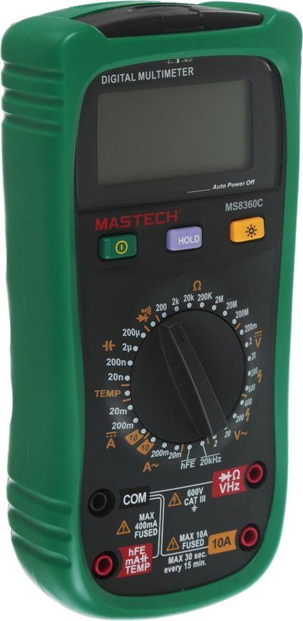 Мультиметр MASTECH MS8360C [13-2027]