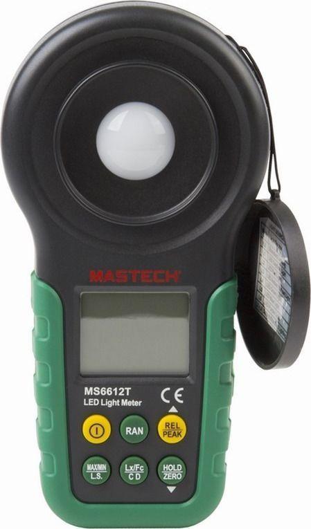 Люксметр MASTECH MS6612T [13-1216]