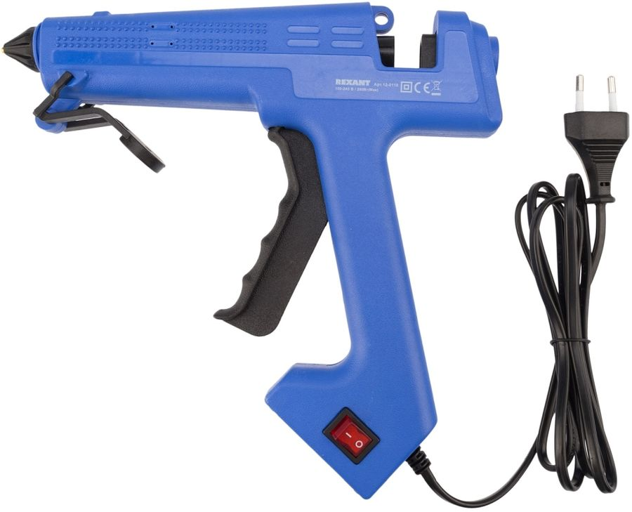 Клеевой пистолет REXANT 12-0119