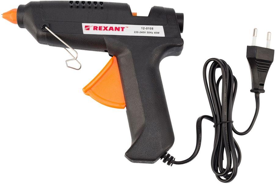 Клеевой пистолет REXANT 12-0108