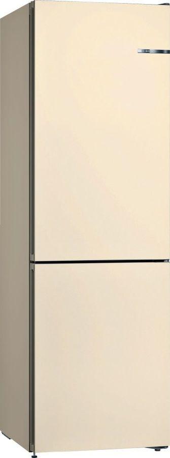Холодильник BOSCH KGN36NK21R,  двухкамерный, бежевый