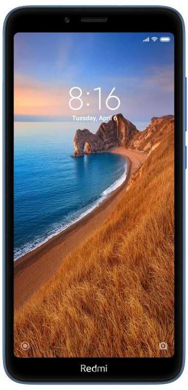 Смартфон XIAOMI Redmi 7A 16Gb,  голубой