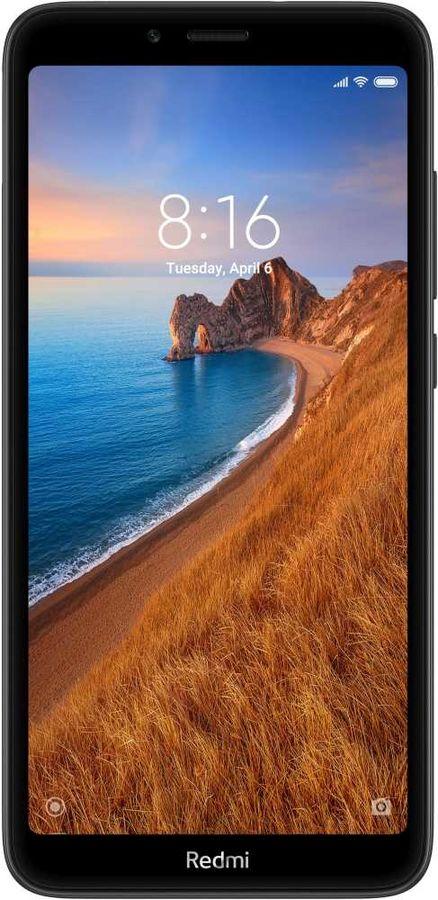 Смартфон XIAOMI Redmi 7A 2/32Gb,  черный
