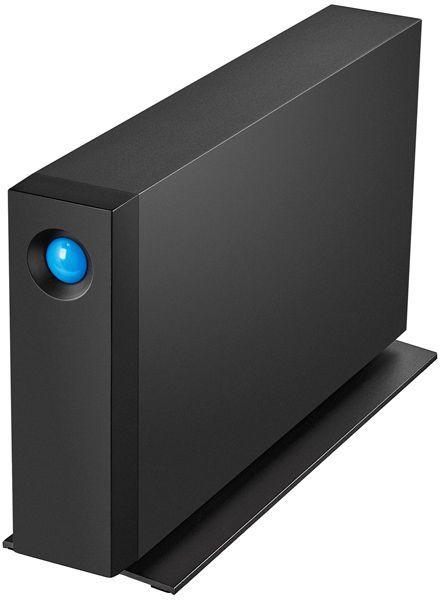 Внешний жесткий диск LACIE d2 Professional STHA4000800, 4Тб, черный