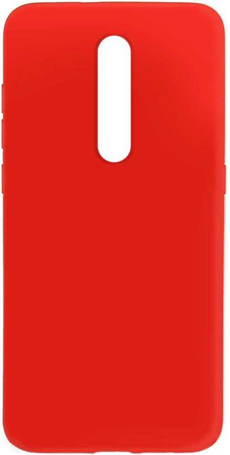 Чехол (клип-кейс) BORASCO Hard Case, для Xiaomi Mi 9T/Mi 9T Pro/Redmi K20/K20 Pro, красный [37268]
