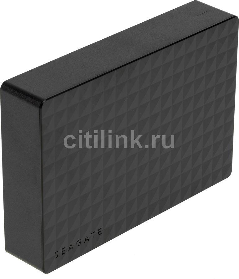 Внешний жесткий диск SEAGATE Expansion STEB8000402, 8Тб, черный