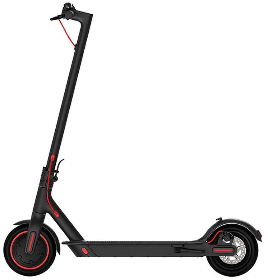 Электросамокат XIAOMI Mijia Electric Scooter M365 Pro,  12800mAh,  черный