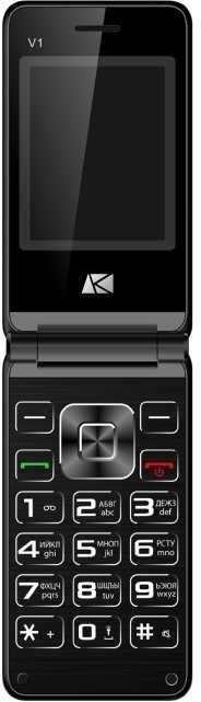 Мобильный телефон ARK V1 черный