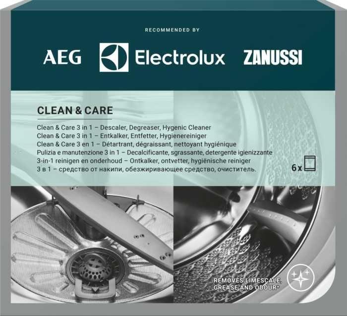 Чистящее средство ELECTROLUX M3GCP400,  для бытовой техники,  6 [902979918]