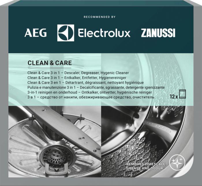 Чистящее средство ELECTROLUX M3GCP400,  для бытовой техники,  12 [902979919]