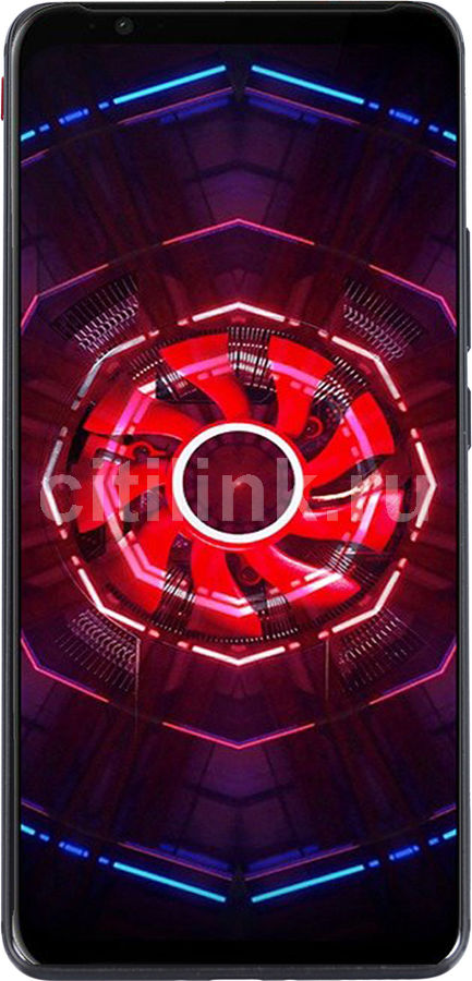 Смартфон NUBIA Red magic Mars 128Gb,  черный