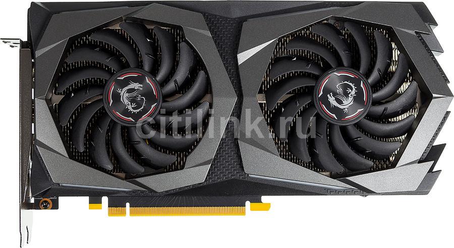 Видеокарта MSI nVidia  GeForce RTX 2060SUPER ,  RTX 2060 SUPER GAMING X,  8Гб, GDDR6, Ret