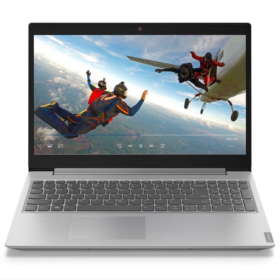 """Ноутбук LENOVO IdeaPad L340-15IWL, 15.6"""",  Intel  Core i3  8145U 2.1ГГц, 4Гб, 128Гб SSD,  Intel UHD Graphics  620, noOS, 81LG00MMRK,  серый"""