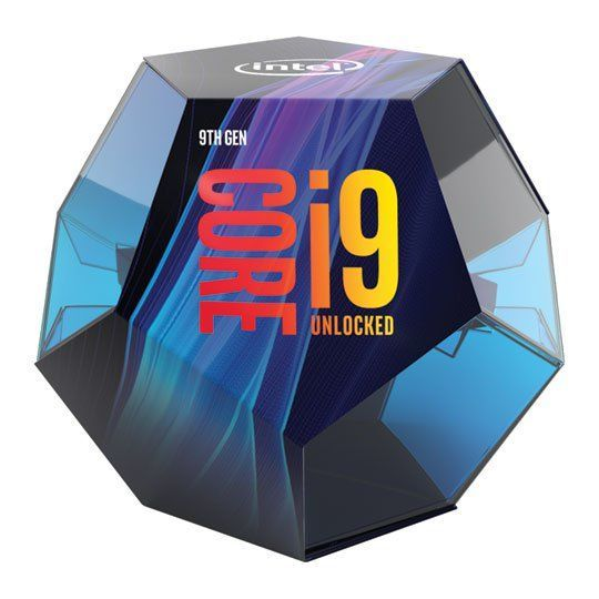 Процессор INTEL Core i9 9900KF, LGA 1151v2,  BOX (без кулера) [bx80684i99900kfs rfaa]