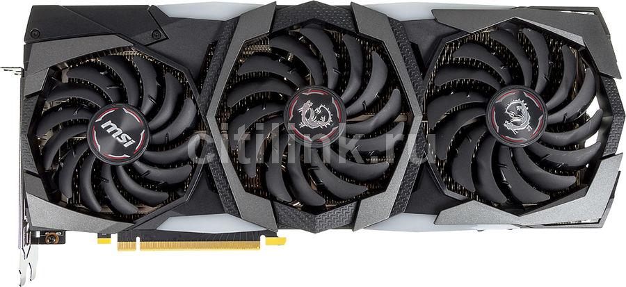 Видеокарта MSI nVidia  GeForce RTX 2080SUPER ,  RTX 2080 SUPER GAMING X TRIO,  8Гб, GDDR6, Ret