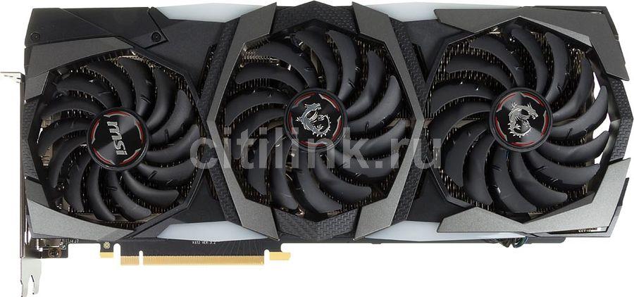 Видеокарта MSI nVidia  GeForce RTX 2070SUPER ,  RTX 2070 SUPER GAMING X TRIO,  8Гб, GDDR6, Ret