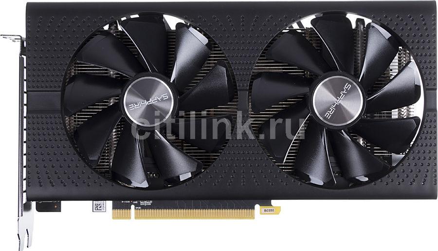 Видеокарта SAPPHIRE AMD  Radeon RX 570 ,  11266-66-20G PULSE RX 570 8G OC,  8Гб, GDDR5, Ret