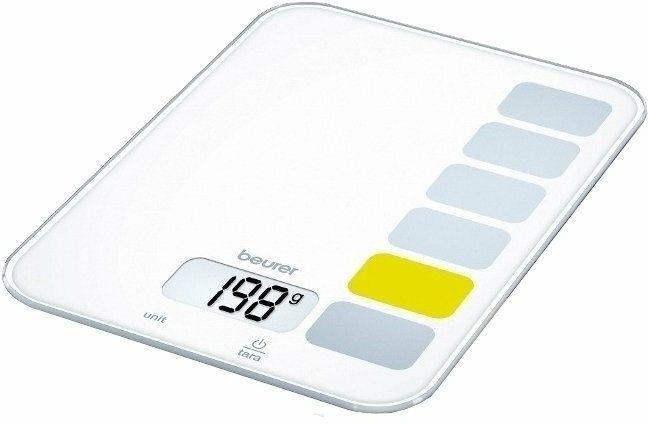 Весы кухонные BEURER KS19,  белый