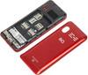Мобильный телефон BQ Quattro Power 2812,  красный вид 6